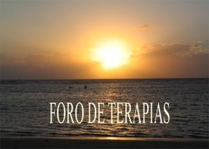 FORO DE TERAPIAS