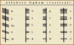 alfabeto ogham